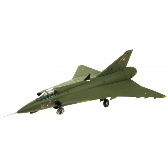 AV7241007 - 1/72 SAAB DRAKEN J35 DANISH AIR FORCE A-018