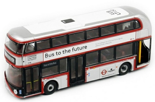 1/110 NEW ROUTEMASTER YEAR OF THE BUS 2014 LIVERY