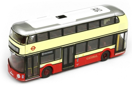 1/110 ROUTEMASTER LONDON GENERAL LIVERY LT50