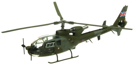 1/72 WESTLAND GAZELLE XX450 ROYAL MARINES