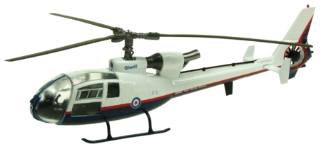 1/72 WESTLAND GAZELLE HT.3 XZ936 EMPIRE TEST PILOTS SCHOOL