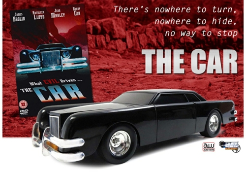 1/18 MODIFIED 1971 LINCOLN FROM THE 1977 MOVIE THE CAR