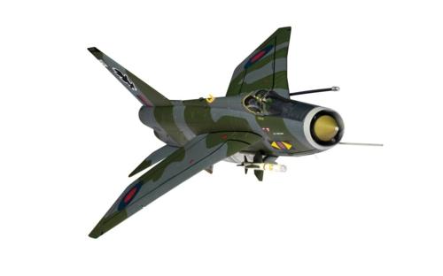1/48 ENGLISH ELECTRIC LIGHTNING F6 XS904 BQ RAF NO11 SQUADRON BINBROOK 1987 LAST LIGHTNING SHOW