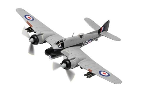 1/72 BRISTOL BEAUFIGHTER TF10  NO45 SQUADRON OPERATION FIREDOG RAF KUALA LUMPUR MALAYA 1949