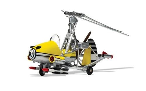 1/36 JAMES BOND - GYROCOPTER - 'LITTLE NELLIE'  - 'YOU ONLY LIVE TWICE'
