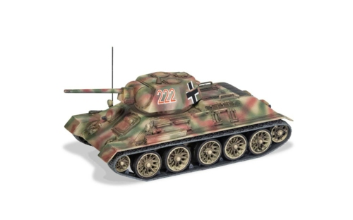 1/50 BEUTE PANZER - TROPHY TANK - T34-76 MODEL 1943