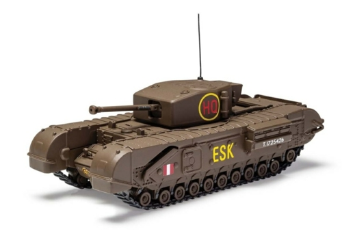1/50 CHURCHILL MKIII - 6TH SCOTS GUARDS BRIGADE 1943