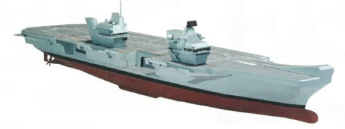 1/1250 QUEEN ELIZABETH CLASS CARRIER