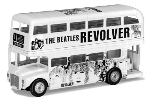 1/64 THE BEATLES - LONDON BUS - 'REVOLVER'