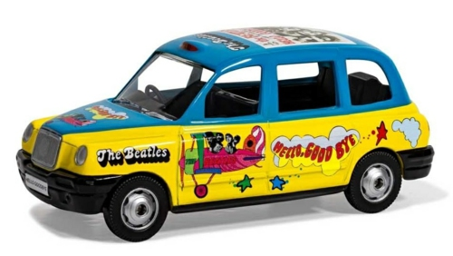1/36 THE BEATLES - LONDON TAXI - 'HELLO GOODBYE'