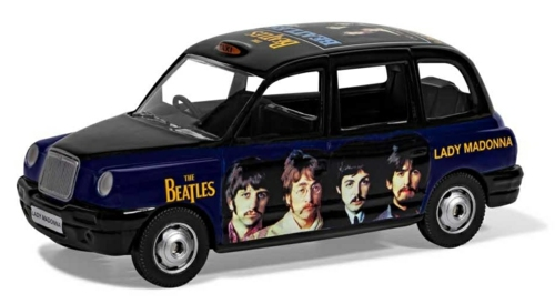 1/36 THE BEATLES - LONDON TAXI - 'LADY MADONNA'