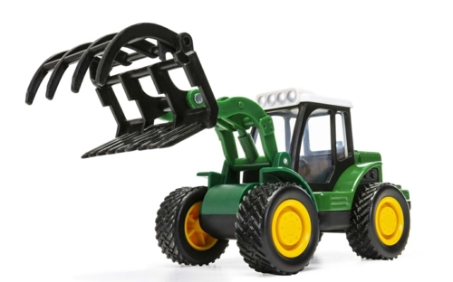 CHUNKIES FARM TRACTOR WITH CLAMP