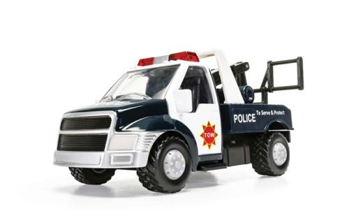 CHUNKIES POLICE TOW