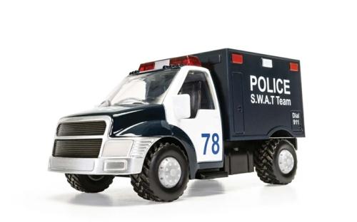 CHUNKIES POLICE S.W.A.T TRUCK