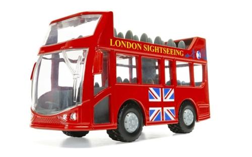 CHUNKIES LONDON BUS U.K.