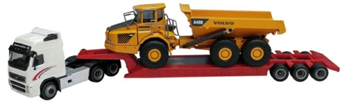 1/87 VOLVO FH12 WITH TIPPER A40D