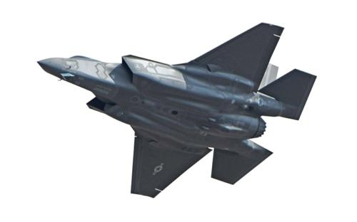 SHOWCASE F-35 LIGHTNING