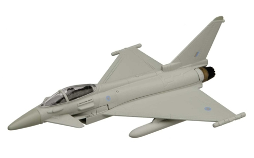 EUROFIGHTER TYPHOON (NEW CODE AND BARCODE)