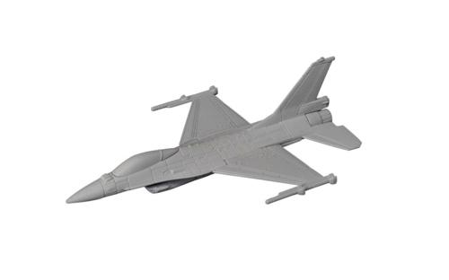 SHOWCASE F-16 FIGHTING FALCON