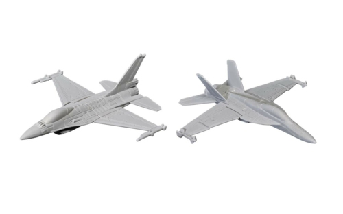 US STRIKE FORCE COLLECTION (F-18 AND F-16)