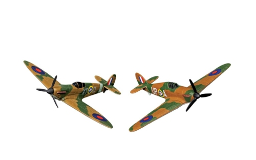 BATTLE OF BRITAIN COLLECTION (SUPERMARINE SPITFIRE AND HAWKER HURRICANE)