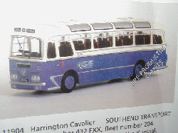 # 1/76 CAVALIER (A)SOUTHEND TRANSPORT