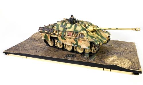 1/32 JAGDPANTHER SD.KFZ.173 AUF PANTHER I NORMANDY 1944