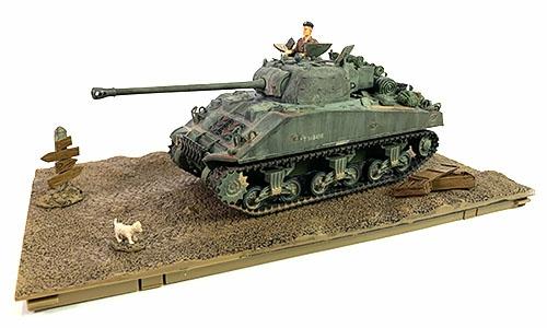 1/32 BRITISH SHERMAN FIREFLY VC NORMANDY 1944