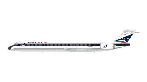 1/200 DELTA AIRLINES MCDONNELL DOUGLAS MD-90 (OLD WIDGET LIV