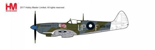 1/48 SPITFIRE MK,VIII HAVA GO JO LT.N.SMITHELL 79 SQN RAAF