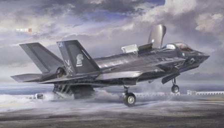 1/72 F-35 LIGHTNING II (B VERSION)