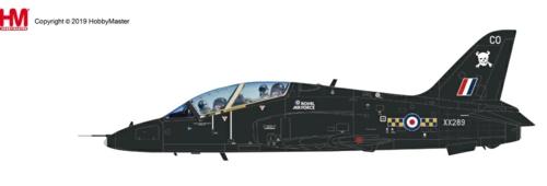 1/48 HAWKER T.1 ADVANCED TRAINER  XX289 OF NO. 100 SQUADRON,