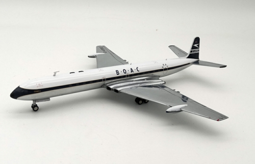 1/200 BOAC DE HAVILLAND DH-106 COMET 4 G-APDC WITH STAND