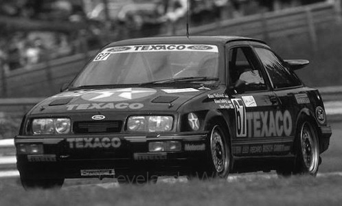 1/18 FORD SIERRA RS COSWORTH NO.67 24 HOUR NURBURGRING 1987