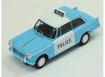 1/43 TRIUMPH HERALD SALOON - UK POLICE 1959