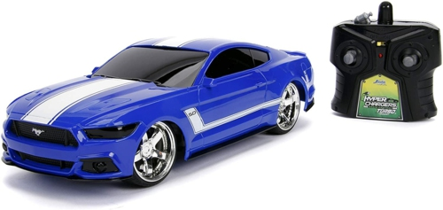 1/16 2015 FORD MUSTANG GT RADIO CONTROL READY TO RUN