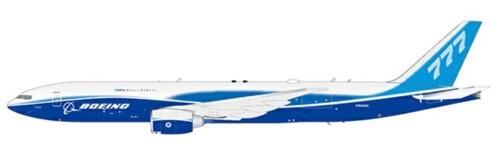 1/200 BOEING COMPANY BOEING 777-200F(LR) HOUSE COLOR REG: N5