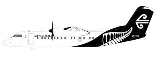 1/200 AIR NEW ZEALAND LINK BOMBARDIER DASH8-Q300 REG: ZK-NES