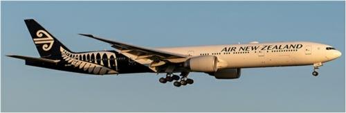 1/200 AIR NEW ZEALAND BOEING 777-300ER REG: ZK-OKS WITH STAN