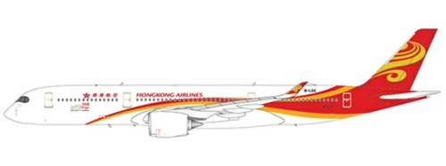 1/200 HONG KONG AIRLINES AIRBUS A350-900XWB REG: B-LGE WITH