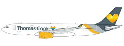 1/400 THOMAS COOK AIRLINES AIRBUS A330-200 REG: OY-VKF WITH