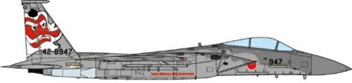 1/144 F-15J EAGLE JASDF, 304TH TACTICAL FIGHTER SQUADRON, 40