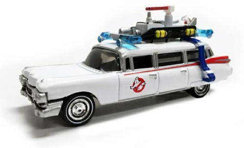 1/64 GHOSTBUSTERS ETCO-1 (NEW TOOLING)