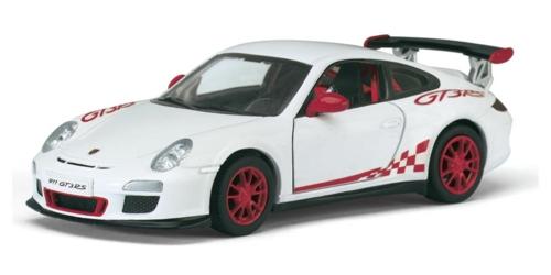 1/36 2010 PORSCHE GT3 RS, WHITE/RED
