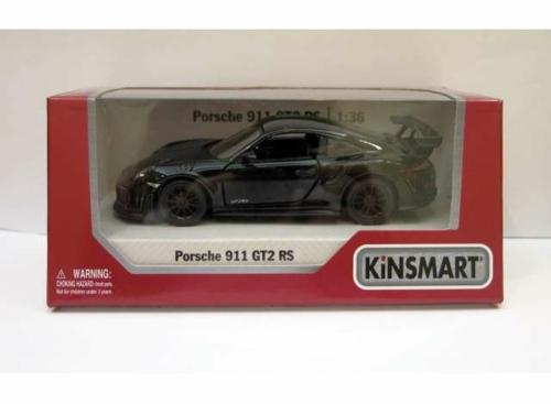 1/36 2017 PORSCHE 911 RS GT2 (991), BLACK