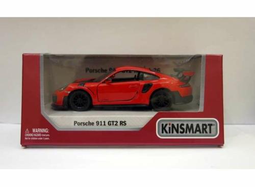 1/36 2017 PORSCHE 911 RS GT2 (991), RED