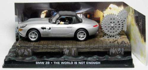 1/43 BMW Z8 - THE WORLD IS NOT ENOUGH