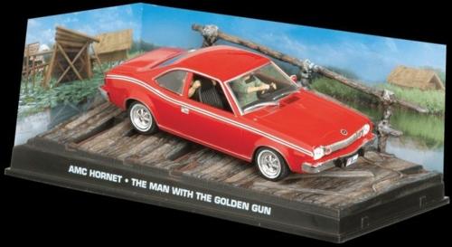 1/43 AMC HORNET - THE MAN WITH THE GOLDEN GUN