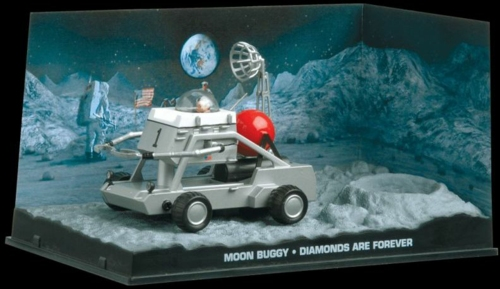 1/43 MOON BUGGY - DIAMONDS ARE FOREVER