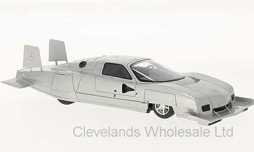 1/43 MERCEDES C111-IV SILVER 1978